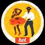 Salsa Lesson in Havana